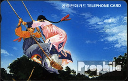 Süd-Korea 280 5000 Won Gebraucht Mädchen - Korea, South