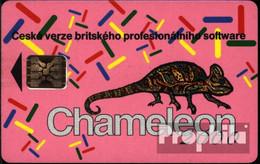 Tschechoslowakei 740 100 Einheiten Gebraucht Chameleon 2000 - Czechoslovakia