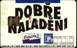 Tschechoslowakei 750 100 Einheiten Gebraucht Radio Europa 2 - Czechoslovakia