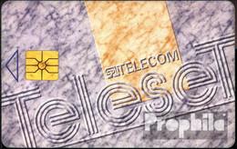 Tschechoslowakei 810 50 Einheiten Gebraucht 1995 Teleset - Czechoslovakia
