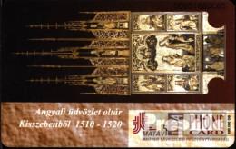 Ungarn 9400 50 Einheiten Gebraucht 1994 Kirche In Budapest - Hungary