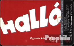 Ungarn 9709 50 Einheiten Gebraucht 1997 Hallo - Hungary