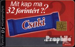 Ungarn 9811 50 Einheiten Gebraucht 1998 Csoki - Hungary