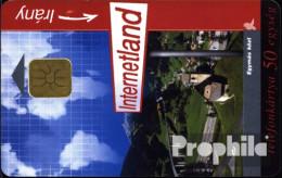 Ungarn 9812 50 Einheiten Gebraucht 1998 Internetland - Hungary