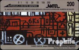 Uruguay 100 200 BS Gebraucht Torres Garcia - Hungary