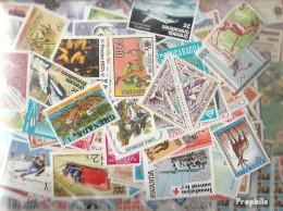 Alle Welt 500 Verschiedene Sondermarken Postfrisch - Briefmarken