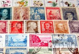 Argentinien 250 Verschiedene Marken - Argentine