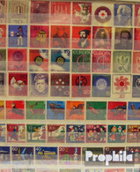 BRD (BR.Deutschland) 150 Verschiedene Marken Postfrisch In Kompletten Ausgaben - Deutschland