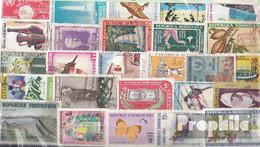 Dominikanische Republik 300 Verschiedene Marken - Dominikanische Rep.