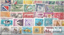 Dominikanische Republik 400 Verschiedene Marken - Dominikanische Rep.