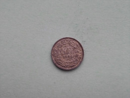 1948 - 1/2 Franc / KM 23 ( Uncleaned - For Grade, Please See Photo ) ! - Suisse