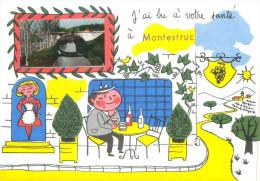 CPSM          J'ai Bu à Votre Santé à Montestruc        P  2474 - Otros Municipios