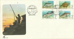 Ciskei 1985 Fishing FDC - Ciskei