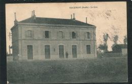 ROUGEMONT - La Gare - Otros Municipios