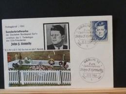 47/920   DOC.   ALLEMAGNE - Kennedy (John F.)