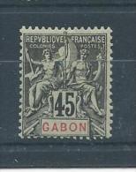 GABON N° 27  * T.B. - Nuevos