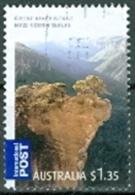 Australien 1,35 $ Gest. Grose River George Landschaft Felsen - Used Stamps