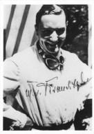 Manfred Von Brauchitsch  -  German Grand Prix Racing Driver  -  Mercedes  -  Signed Photo Print - Grand Prix / F1