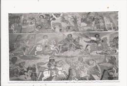 GONDAR (ETHIOPIA) CARTE PHOTO PEINTURES - Ethiopie