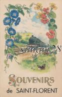 SAINT-FLORENT - SOUVENIRS DE SAINT-FLORENT - Saint Florent Des Bois