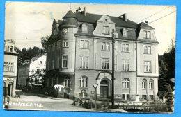 Q170, Dolni Pouslevna, Circulée 1953 - Czech Republic
