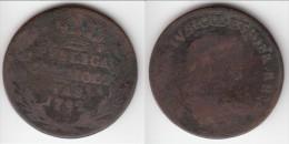 **** ITALIE NAPLES - ITALIA NAPOLI - 3 TORNESI 1792 FERDINANDO IV **** EN ACHAT IMMEDIAT !!! - Nápoles & Sicile
