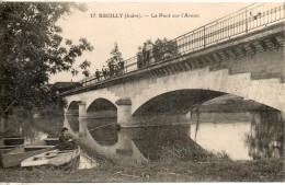36. Reuilly. Le Pont Sur L'arnon - France