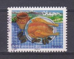 FRANCE / 2010 / Y&T N° AA 452 : Saveurs De France (Chapon) - Choisi - Cachet Rond - Oblitérés