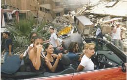 LIBANON   STRASSENSZENE   BKA-677D - Lebanon