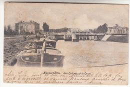 Nieuwpoort Nieuport Ville, Les Ecluses Et Le Canal (pk15794) - Nieuwpoort