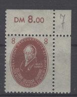 DDR Michel No. 264 ** postfrisch Eckrand / oben gefaltet