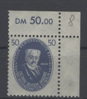 DDR Michel No. 270 ** postfrisch Eckrand / oben gefaltet