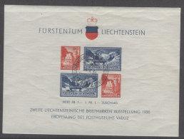 Liechtenstein Block 2 ** postfrisch