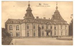MODAVE  ----  Façade Principale Du Château - Modave
