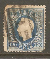 PORTUGAL    Scott  # 46  F-VF USED - Used Stamps