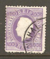 PORTUGAL    Scott  # 50a  F-VF USED - Used Stamps