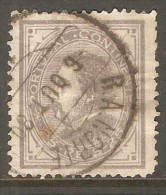 PORTUGAL    Scott  # 55  VF USED - Used Stamps