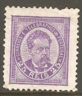 PORTUGAL    Scott  # 65 VF USED - Used Stamps