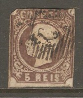 PORTUGAL    Scott  # 12a  F-VF USED - Used Stamps