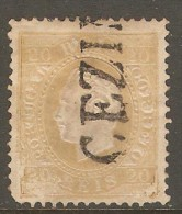 PORTUGAL    Scott  # 39  F-VF USED - Used Stamps