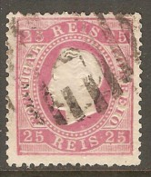 PORTUGAL    Scott  # 41  VF USED - Used Stamps
