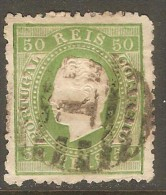 PORTUGAL    Scott  # 42  VF USED - Used Stamps