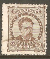 PORTUGAL    Scott  # 60c  VF USED - Used Stamps