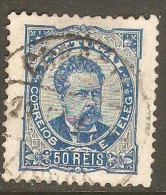 PORTUGAL    Scott  # 61  VF USED - Used Stamps
