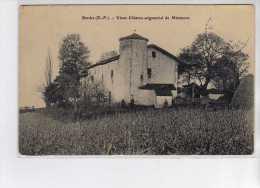 BARDOS - Vieux Château Seigneurial De Miramont - Très Bon état - France