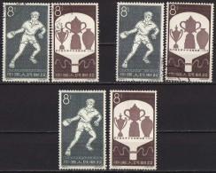 CINA (China): 1963 - 27th World Table Tennis Championship - 1949 - ... Repubblica Popolare