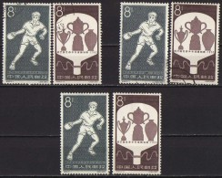 CINA (China): 1963 - 27th World Table Tennis Championship - Nuovi