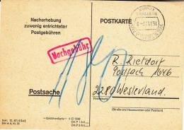 Bund -Nacherhebung - Brieven En Documenten