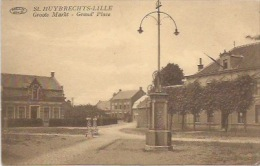 Sint Huybrechts-lille: Groote Markt - Neerpelt