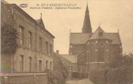 Sint Huybrechts-lille: Kerk En Pastorij - Neerpelt